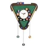 Billiards Wall Clock