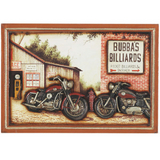 Bubbas Billiards Wall Art