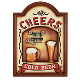 Cheers Cold Beer