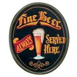 Fine Beer Wall Art