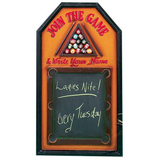 Join The Game Chalkboard