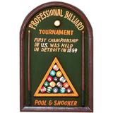 Professional Billiard Wall Art