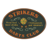 Strikers Darts Club Wall Art