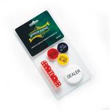 Poker Button Dice Set