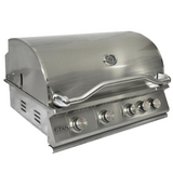 4 Burner Built In Grill