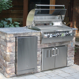 Mathis Grill Island Project
