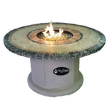 Mosaic Top Fire Pit Table