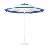 11' Aluminum Collar Tilt Market Umbrella