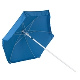 6' Fiberglass Beach Umbrella