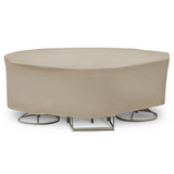 60'' Round Dining Set Cover - Winter