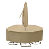 60'' Round Dining Set Cover