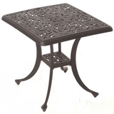 Chateau Square End Table