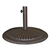 Florence Umbrella Base - 66 lbs