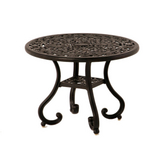 Sienna Tea Table