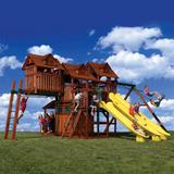 Olympian Treehouse 6 Play Set