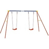 Deluxe Multi-Play Swing Set