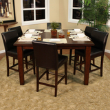 Cameo Counter Height Dining Set