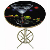 Dirty Martini Pub Table