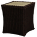 Sedona Wicker Chaise Lounge