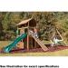 Lexington III Deluxe w/Spiral Slide